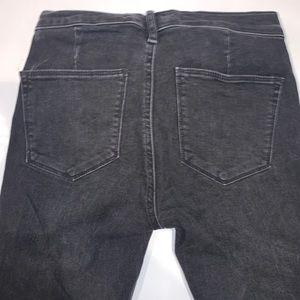 GAP Pants - Gap Zipper Jeans True Skinny Ankle